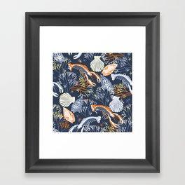 Sealife #1 Framed Art Print