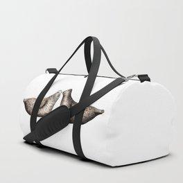 Grey seals(Halichoerus grypus) Duffle Bag