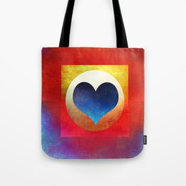 Ace of Heart Tote Bag