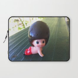 Olive Bebe Laptop Sleeve