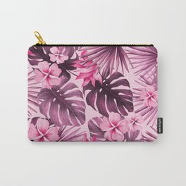 Tropical flowers 10 Carry-All Pouch