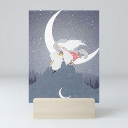 Sesshomaru Mini Art Print