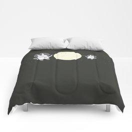 Astro Bunnies Comforters