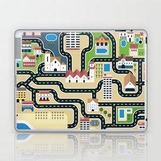 Central Algarve Laptop & iPad Skin