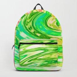 Holland Chakra Circle Pink Backpack