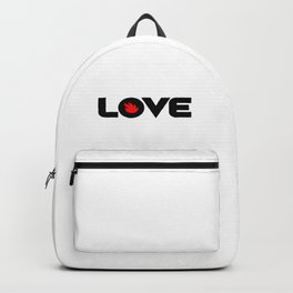 Love Audioslave Backpack