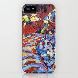 Malecón Santo Domingo iPhone Case