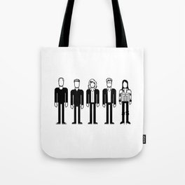 The Cardigans Tote Bag