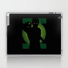 SuperHeroes Shadows : Green Lantern Laptop & iPad Skin