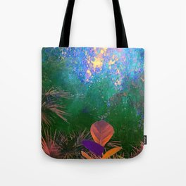 Sunlight in the Enchanted Forest Tote Bag