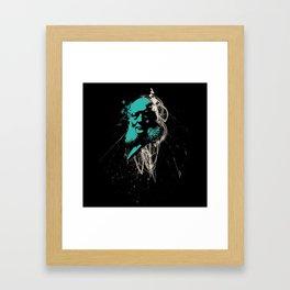 Positive Reinforcement Framed Art Print