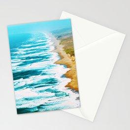 Live By The Sea #society6 #decor #buyart Stationery Cards