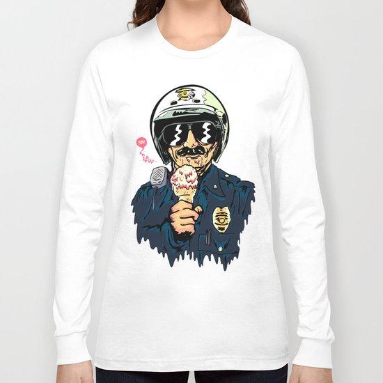 Oh Officer! Long Sleeve T-shirt