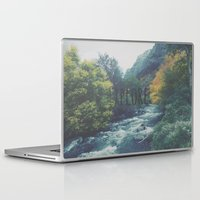explore Laptop & iPad Skins featuring Explore by Hannah Kemp
