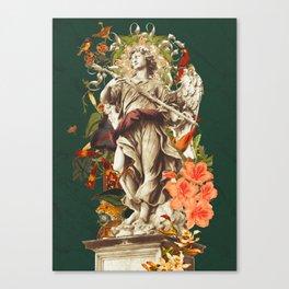 Roman XII Canvas Print