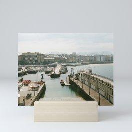 San Sebastian - Donostia-San, Spain Mini Art Print