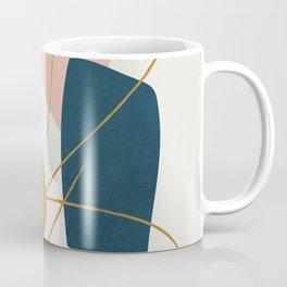 Minimal Abstract Shapes No.46 Coffee Mug
