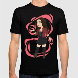 She Stepped out the Door T-shirt