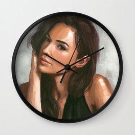 A wonder-ful Woman Wall Clock