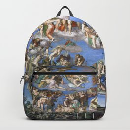 Michelangelo Last Judgement Backpack