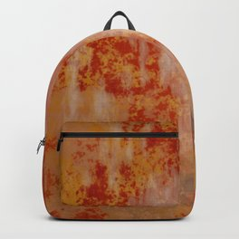 Red Rust Backpack