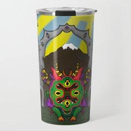 Zen Demon Travel Mug