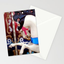 toy horse Stationery Cards