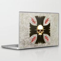 warhammer Laptop & iPad Skins featuring Black Voltigeurs by Imperial Diet