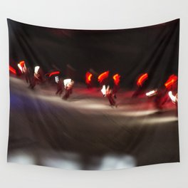Torchlight descent 2 Wall Tapestry