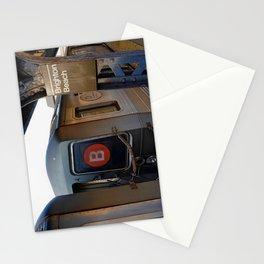 B Train Blues Stationery Cards