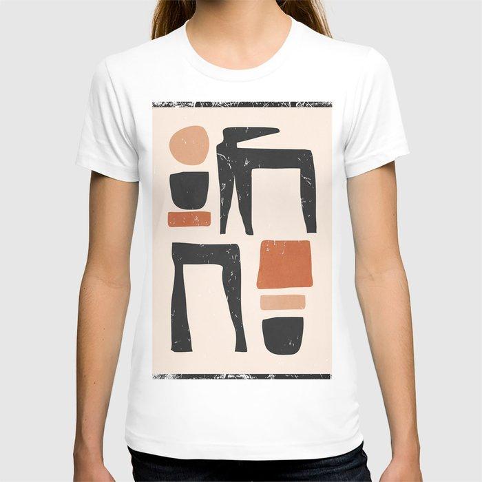 Abstract Art 9 T-shirt