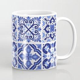 Mediterranean Tiles Design Nº1 Coffee Mug