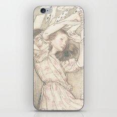 Alice in Wonderland Cards iPhone & iPod Skin