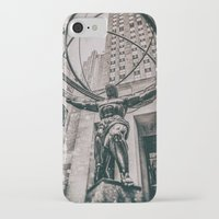 atlas iPhone & iPod Cases featuring Atlas by JAY'S PICTURES