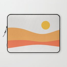 Geometric Landscape 22 Day Laptop Sleeve