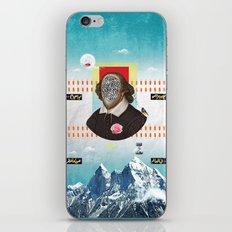 Shakespeare In Disguise iPhone & iPod Skin