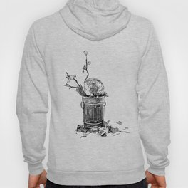 The World Has Been Trashed Hoody