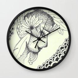 Cualli Wall Clock