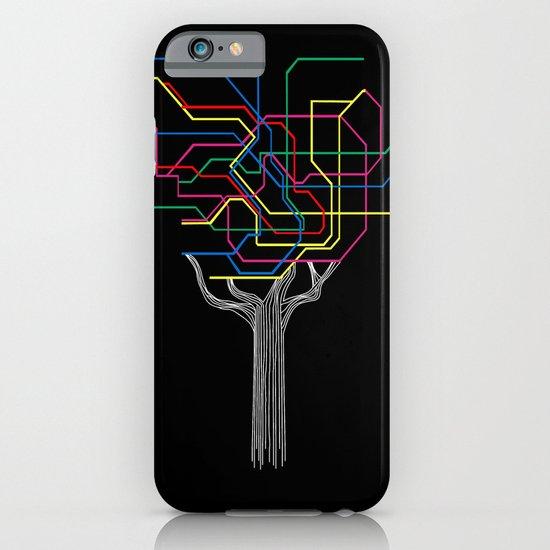 Modern Tree iPhone & iPod Case