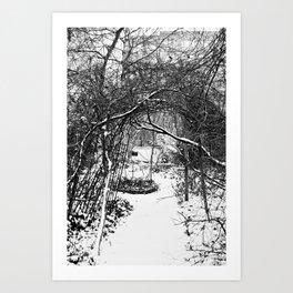 Trees #3 Art Print