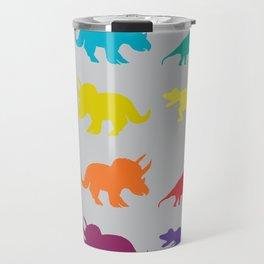 Dino Parade 2 Travel Mug
