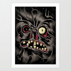 Necronomicon Art Print