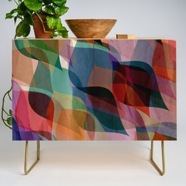 if you leaf me now Credenza
