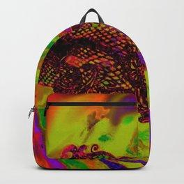 Neon Vampiress Backpack