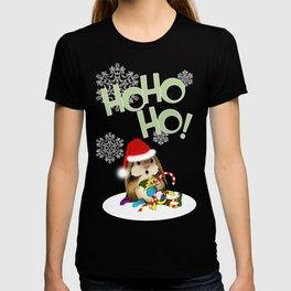Currier & Bunnies: HO HO HO T-shirt