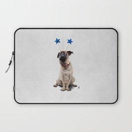 A Pug's Life (Wordless) Laptop Sleeve