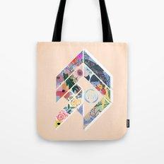 Geoflower Tote Bag