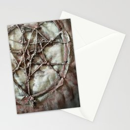 Woven Threads . Dream Catcher Stationery Cards