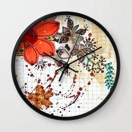 Freeflow Wall Clock