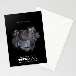 """Vaca - MP: """"Quarteto das Cordas"""" Stationery Cards"""